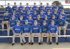 Bryant Hornets Boys Varsity Baseball Spring 17-18 team photo.
