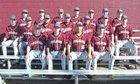 Webster County Trojans Boys Varsity Baseball Spring 17-18 team photo.