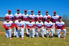 Jim Thorpe Olympians Boys Varsity Baseball Spring 17-18 team photo.