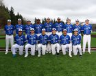 Federal Way Eagles Boys Varsity Baseball Spring 17-18 team photo.