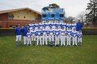 Taylor Tigers Boys Varsity Baseball Spring 17-18 team photo.