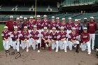 Cherokee Trail Cougar Boys Varsity Baseball Spring 17-18 team photo.