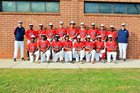 Westover Patriots Boys Varsity Baseball Spring 17-18 team photo.