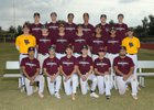 Mountain Pointe Pride Boys Varsity Baseball Spring 17-18 team photo.