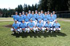 Meadowdale Mavericks Boys Varsity Baseball Spring 17-18 team photo.