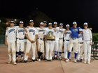 San Tan Foothills Sabercats Boys Varsity Baseball Spring 17-18 team photo.