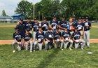 Pine Plains Bombers Boys Varsity Baseball Spring 17-18 team photo.