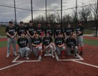 University/Classical Magnet Hawks Boys Varsity Baseball Spring 17-18 team photo.