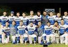 Vela Sabercats Boys Varsity Baseball Spring 17-18 team photo.