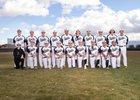 Volcano Vista Hawks Boys Varsity Baseball Spring 17-18 team photo.