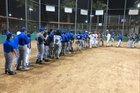 Nuview Bridge Knights Boys Varsity Baseball Spring 17-18 team photo.