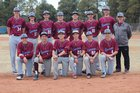 Northland Prep Academy Spartans Boys Varsity Baseball Spring 17-18 team photo.