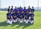 Yerington Lions Boys Varsity Baseball Spring 17-18 team photo.
