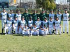 Eisenhower Eagles Boys Varsity Baseball Spring 17-18 team photo.