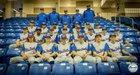 West Memphis Blue Devils Boys Varsity Baseball Spring 17-18 team photo.