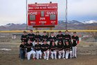 Challis Vikings Boys Varsity Baseball Spring 17-18 team photo.