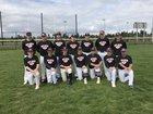 Wilson Rams Boys Varsity Baseball Spring 17-18 team photo.