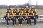 Gwynn Park Yellowjackets Boys Varsity Baseball Spring 17-18 team photo.