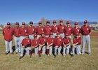 Sandia Prep Sundevils Boys Varsity Baseball Spring 17-18 team photo.