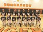Akron Tigers Boys Varsity Baseball Spring 17-18 team photo.
