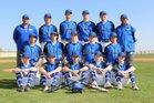 Resurrection Christian Cougars Boys Varsity Baseball Spring 17-18 team photo.