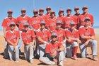 Valencia Jaguars Boys Varsity Baseball Spring 17-18 team photo.