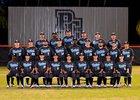 Plant City Raiders Boys Varsity Baseball Spring 17-18 team photo.