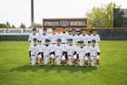Ephrata Tigers Boys Varsity Baseball Spring 17-18 team photo.