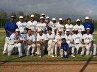 St. Bernard Vikings Boys Varsity Baseball Spring 17-18 team photo.