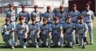Valley Vikings Boys Varsity Baseball Spring 17-18 team photo.