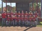 Nemo Vista Red Hawks Boys Varsity Baseball Spring 17-18 team photo.