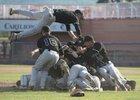 Turner Ashby Knights Boys Varsity Baseball Spring 17-18 team photo.