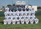 Elk Grove Thundering Herd Boys Varsity Baseball Spring 17-18 team photo.