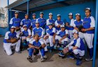 Lovington Wildcats Boys Varsity Baseball Spring 17-18 team photo.