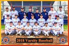 Cosumnes Oaks Wolfpack Boys Varsity Baseball Spring 17-18 team photo.