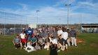 Eastern Hills Highlanders Boys Varsity Baseball Spring 17-18 team photo.