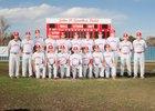 Sandia Matadors Boys Varsity Baseball Spring 17-18 team photo.