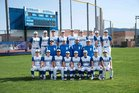 Burbank Bulldogs Boys Varsity Baseball Spring 17-18 team photo.