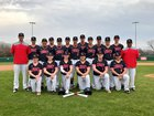 Mansfield Legacy Broncos Boys Varsity Baseball Spring 17-18 team photo.