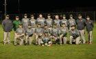 Concordia Christian Academy Hawks Boys Varsity Baseball Spring 17-18 team photo.