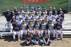 Shiloh Christian Saints Boys Varsity Baseball Spring 17-18 team photo.