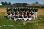Woodlawn Bears Boys Varsity Baseball Spring 17-18 team photo.