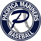 Pacifica Mariners Boys Varsity Baseball Spring 17-18 team photo.