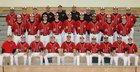 Yorkville Foxes Boys Varsity Baseball Spring 17-18 team photo.