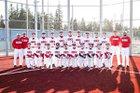 King's Knights Boys Varsity Baseball Spring 17-18 team photo.