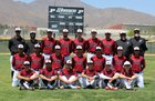 Patriot Warriors Boys Varsity Baseball Spring 17-18 team photo.