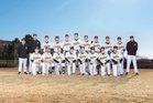 Arapahoe Warriors Boys Varsity Baseball Spring 17-18 team photo.
