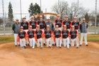 West Valley Eagles Boys Varsity Baseball Spring 17-18 team photo.