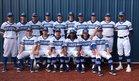 Carlsbad Cavemen Boys Varsity Baseball Spring 17-18 team photo.