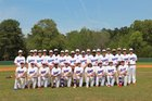 Arkadelphia Badgers Boys Varsity Baseball Spring 17-18 team photo.